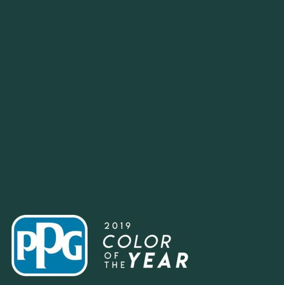 PPG 2019 Color of the Year, Night Watch