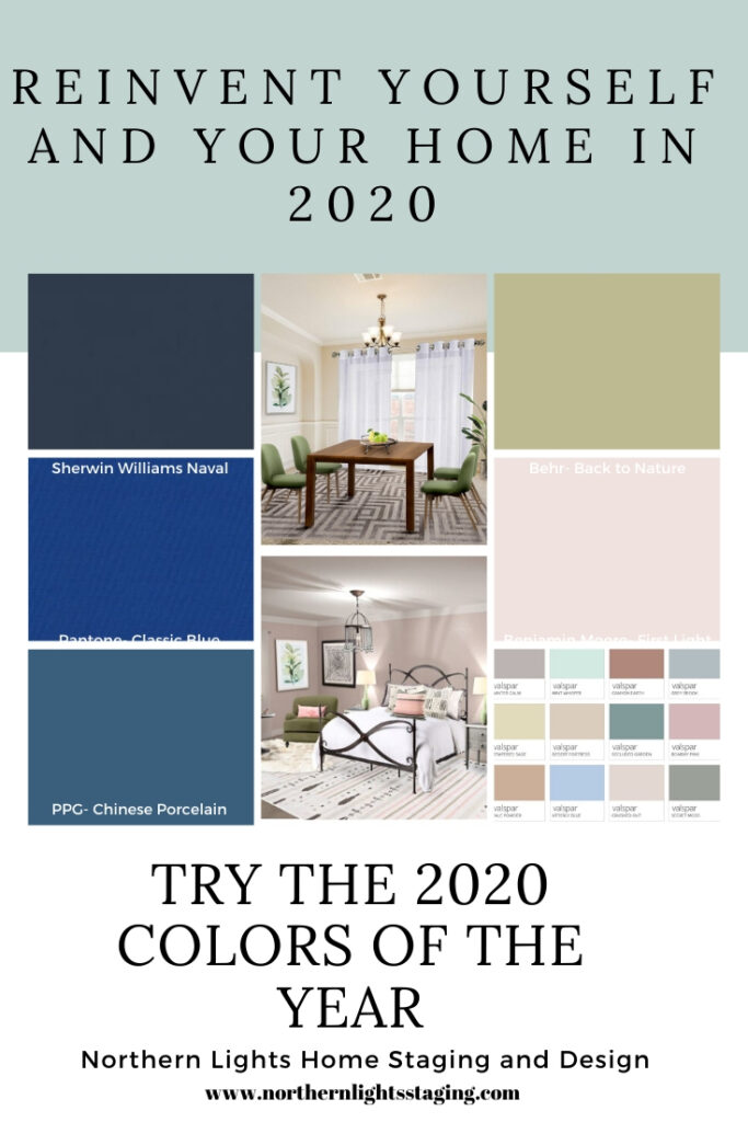 How to re-invent your life and home to be the ideal expression of yourself with the 2020 colors of the year and by connecting with nature.#edesign #onlinedesign #interiordesign #homedecor #coloroftheyear #backtonature #homedesign #interiordecorating  #interiorstyling #interiordesigners #moderndesign #modern #globaldesign #global #bohemian #globalstyle #contemporary #boho #firstlight #paintcolors #reinventyourself #transformyourhome