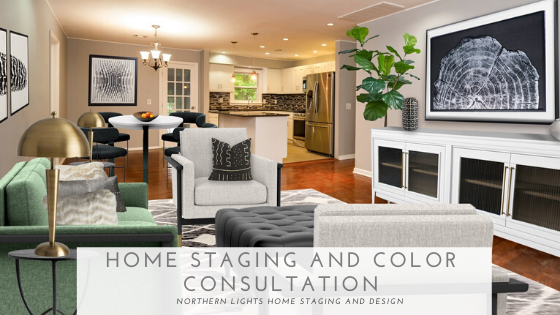 Home Staging and Color Consultation Online
