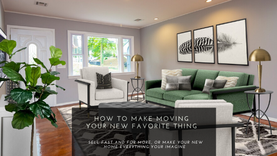 Make moving your new favorite thing when you learn how to sell your house fast and for more and use your extra cash to make your new home everything you imagine.#edesign #onlinedesign #virtualdesign #interiordesign #homestaging #staging #realestatemarketing #sellahome #homesale #decoratetosell #homestyling #homestagingconsultation #virtualstaging #virtualremodeling