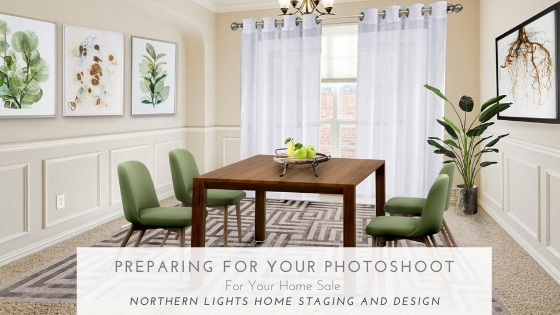 Preparing for your photo-shoot