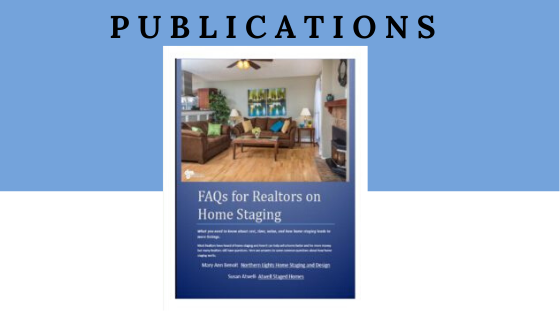 Publications by Northern Lights Home Staging and Design on Interior Design, Color, and Home Staging.
