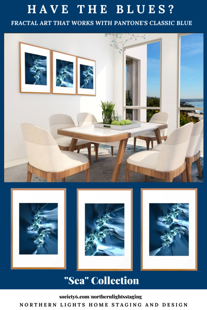 The Magic of Fractal Art | Northern Lights Home Staging and Design