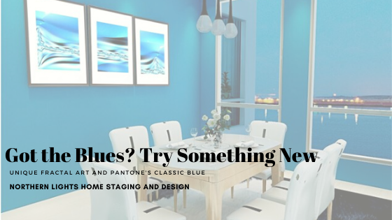 Got the Blues? Try Something New