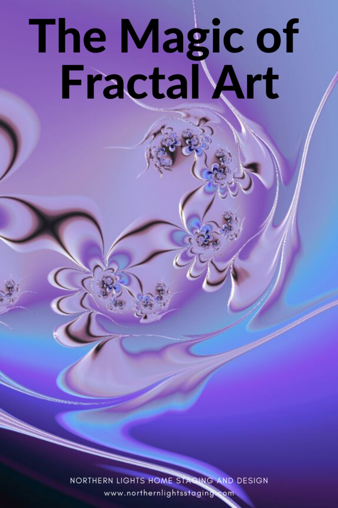Fractal art is digital art that captivates you with it's brilliant colors, intricate designs and perfect symmetry. This unique art form is great for Interior Design and home decor.
