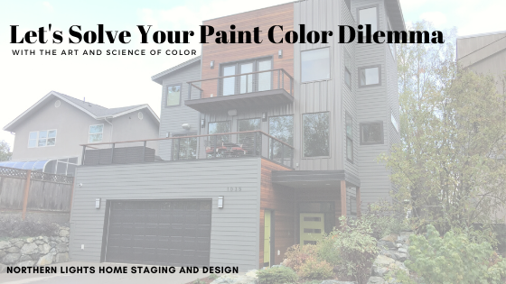 Let's Solve Your Paint Color Dilemma
