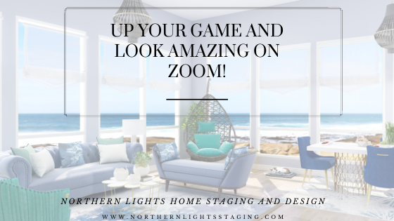 Up Your Game and Look Great on Zoom
