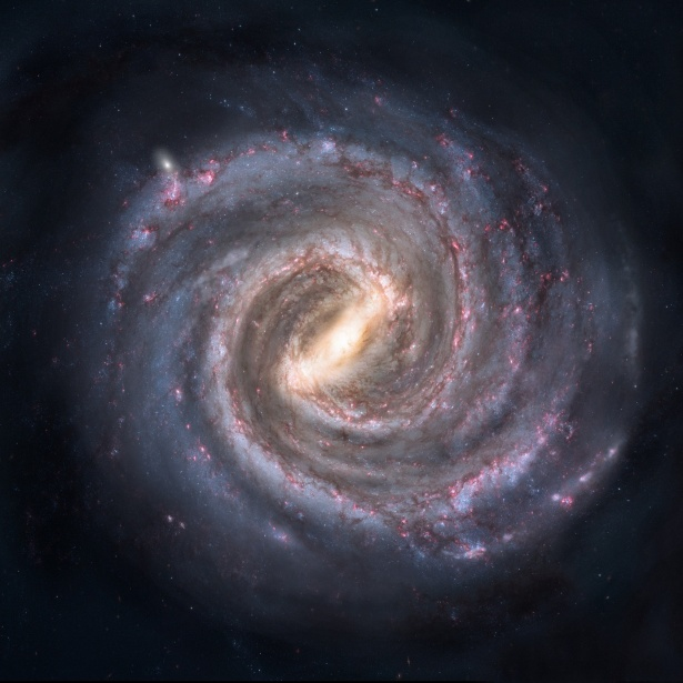 The Milky Way- A Spiral Galaxy