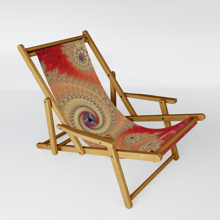 Simorgh Sling Chair by Northern Lights Home Staging and Design