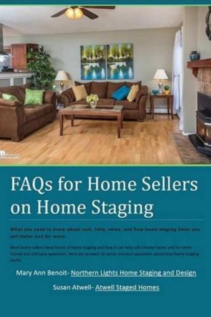 FAQs for Home Sellers on Home Staging