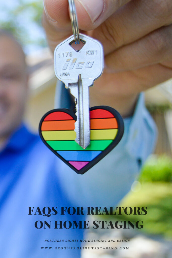 Faqs for Realtors on Home Staging