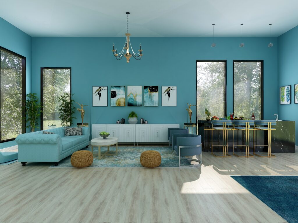 Wellness Center by Northern Lights Home Staging and Design