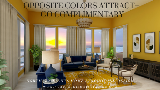 Opposite Colors Attract – Go Complimentary