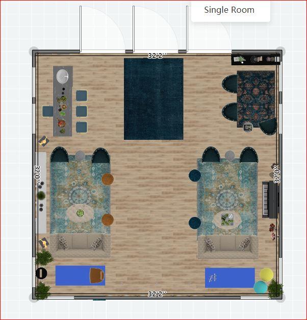 Wellness Center Floor Plan
