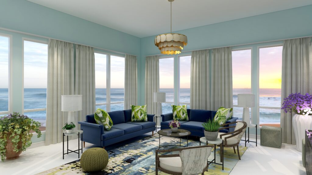 Great Paint Color Schemes- Try Double Complimentary
