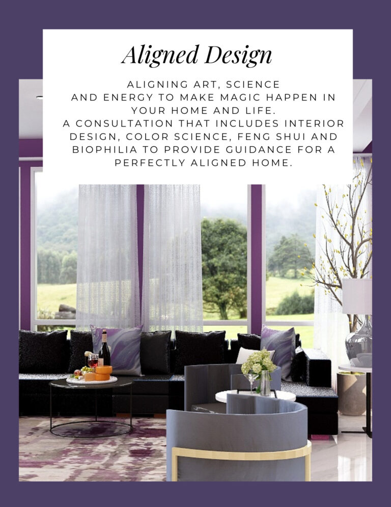 Aligned Design System by Northern Lights Home Staging and Design