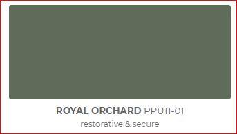 Behr Royal Orchard