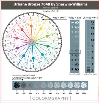 Urbane Bronze- Colorography by Camp Chroma