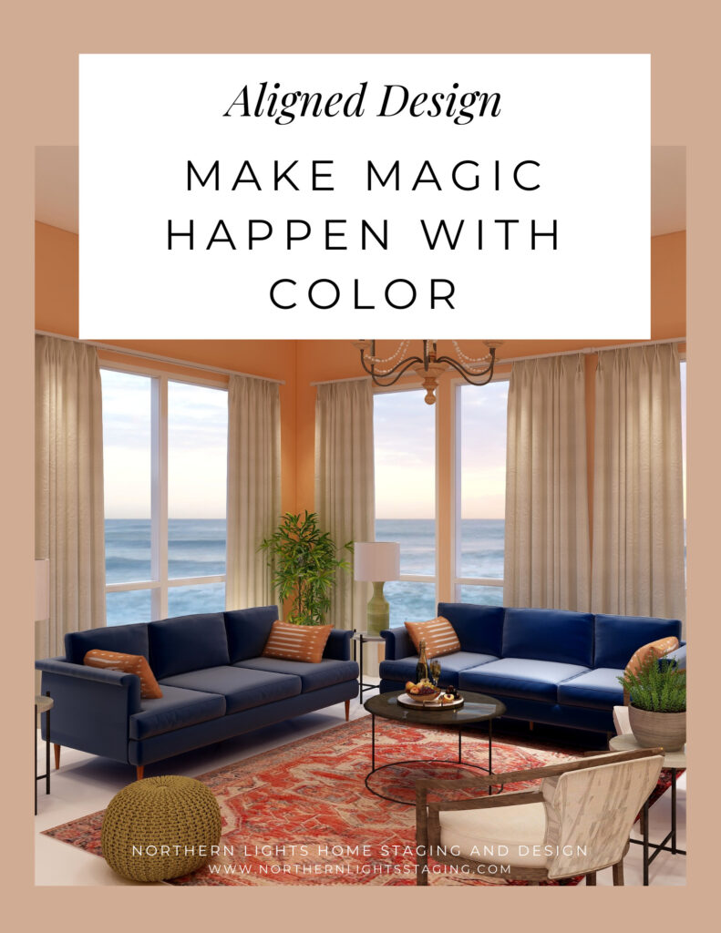 Aligned Design- Make Magic Happen with Color