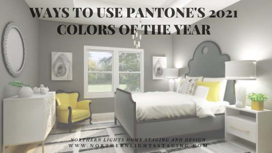 Ways to Use Pantone's 2021 Colors of the Year