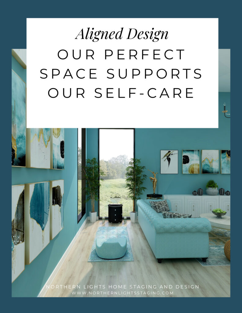 Why Creating Your Perfect Space Matters
