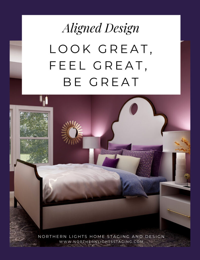 Aligned Design. Look great, feel great, be great