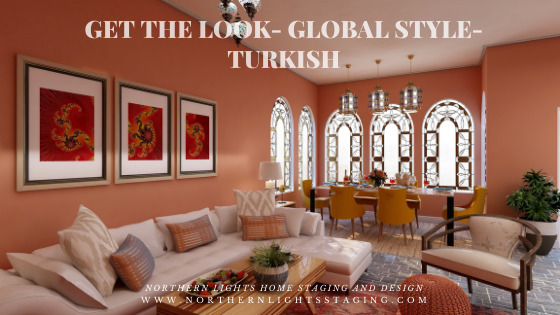 Get the Look- Global Style- Turkish