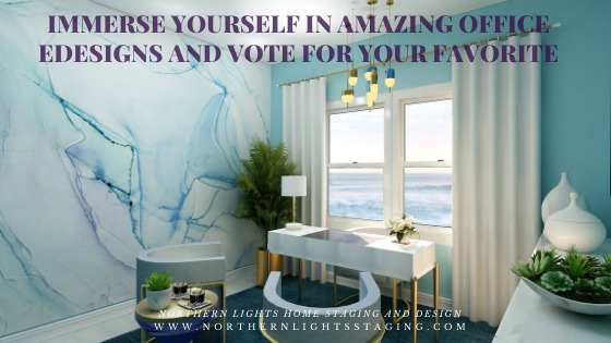 Immerse Yourself In Amazing Office Edesigns and Vote for Your Favorite