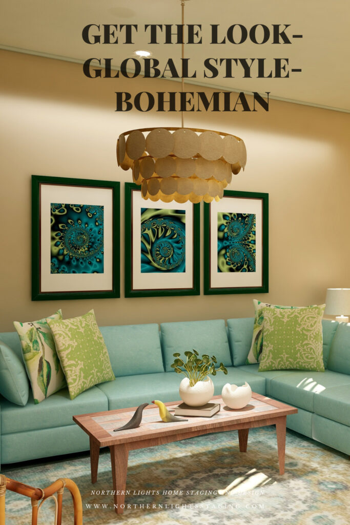 Get the Look- Global Style-Bohemian