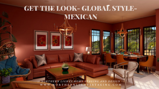 Get the Look- Global Style-Mexican
