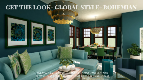 Get the Look- Global Style- Bohemian