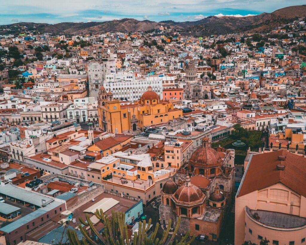 Mexico by Dennis Schrader on Unsplash