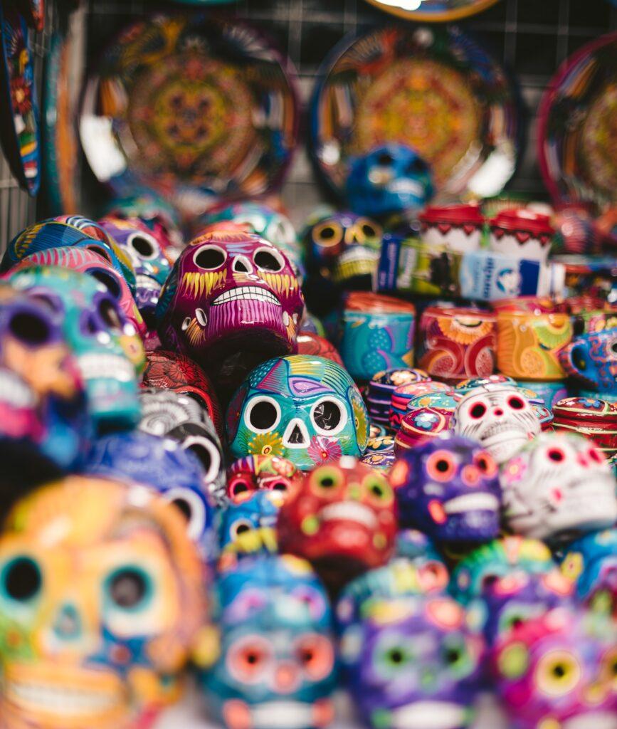 Mexico City, Mexico by Jeremy Lwanga on Unsplash