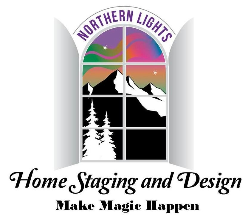 Northern Lights Home Staging and Design logo