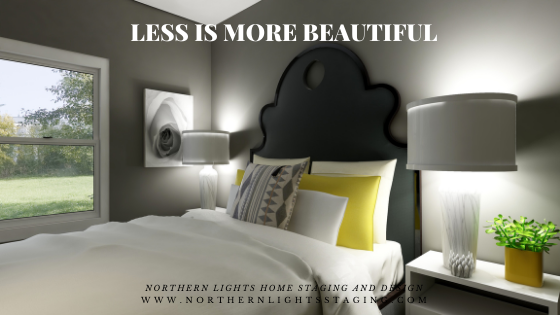 Less is More Beautiful