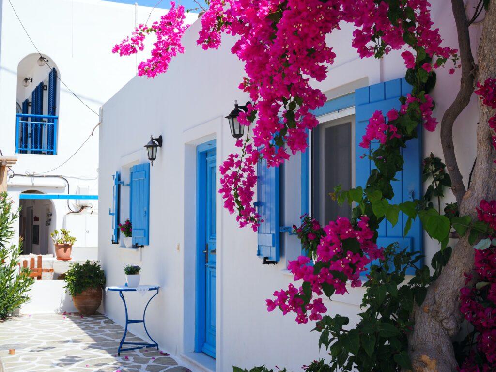 Colors of greece by dimitris-kiriakakis on unsplash