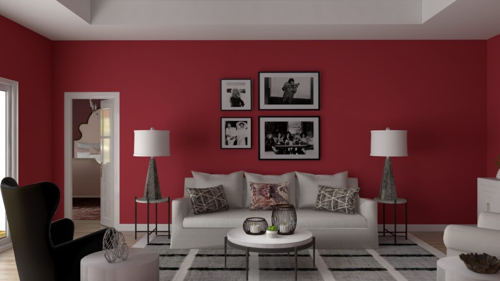 The Beauty of Seeing the World in Shades of Red
