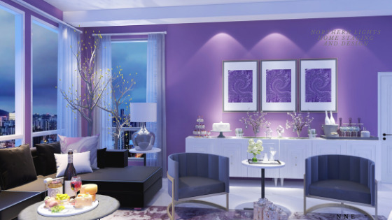 The Beauty of Seeing the World in Shades of Purple
