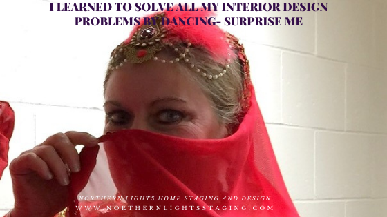 I Learned To Solve All My Interior Design Problems by Dancing- Surprise Me