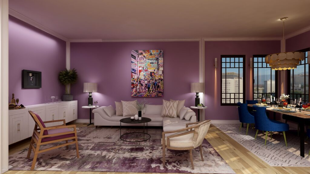 Buzz and Flow by Brooke Harker. Edesign by Northern Lights Home Staging and Design