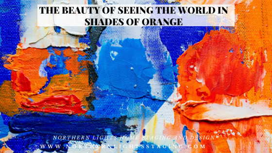 The Beauty of Seeing the World in Shades of Orange