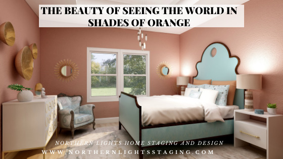 See the Beauty of the World in Shades of Orange