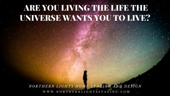 Are You Living the Life the Universe Wants You to Live?