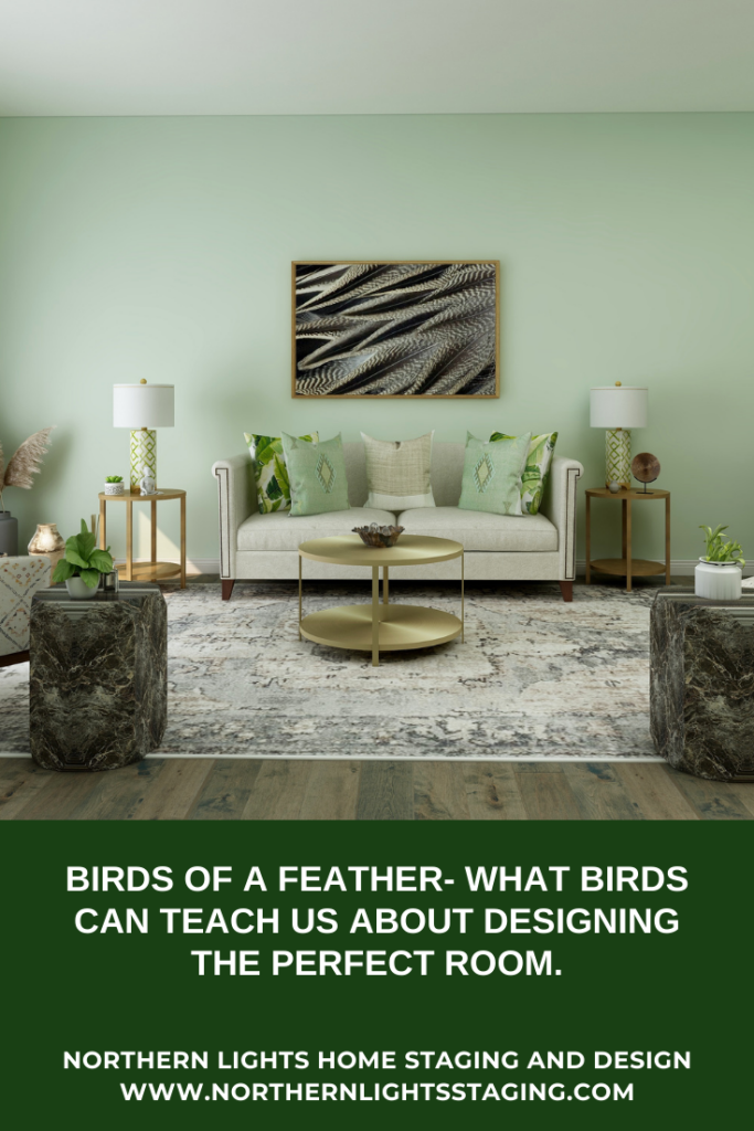 Birds of a Feather- What Birds Can Teach Us About Designing the Perfect Room