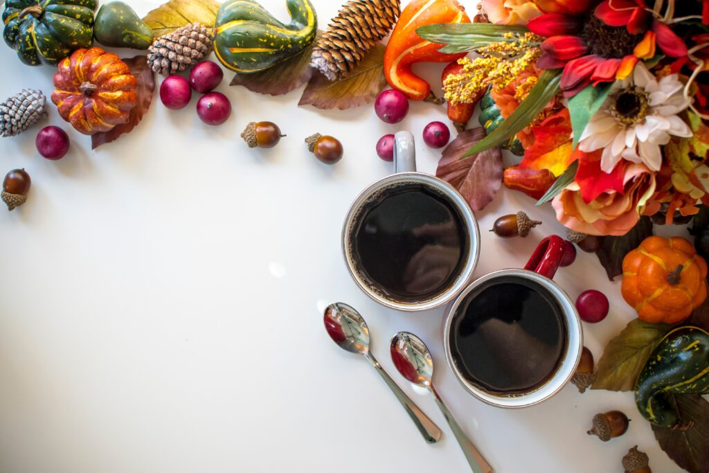 Three Reasons to Change Your Decor in the Fall. Photo by Davies Designs Studio on Unsplash
